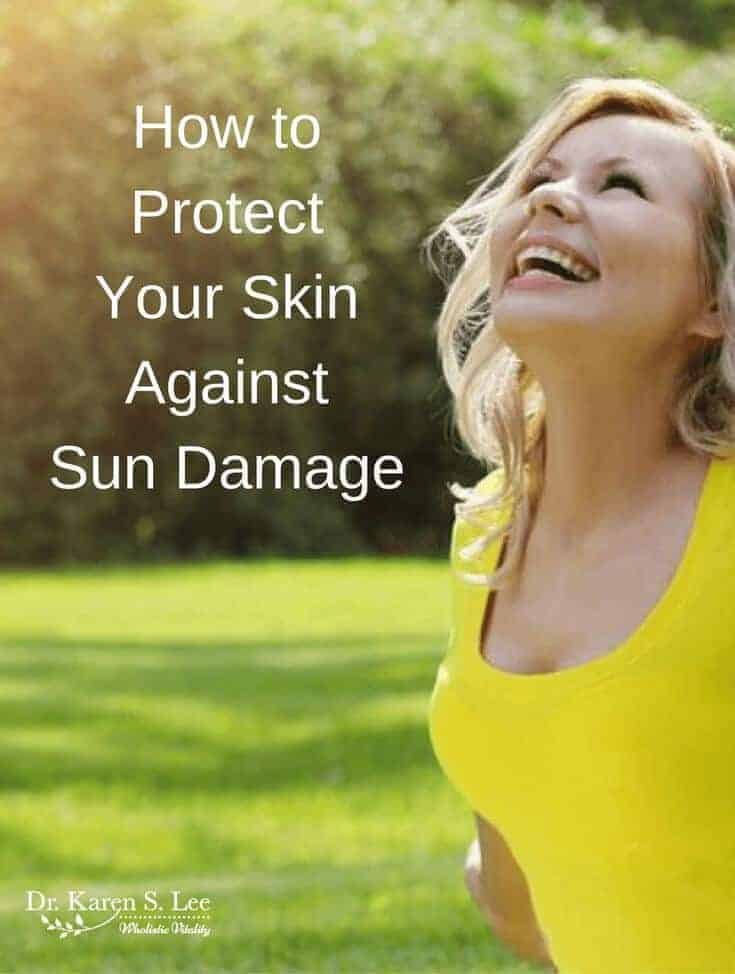 skin protection against sun