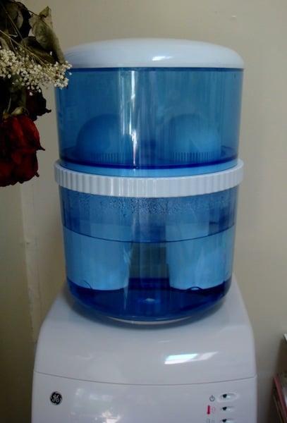 zero water water cooler