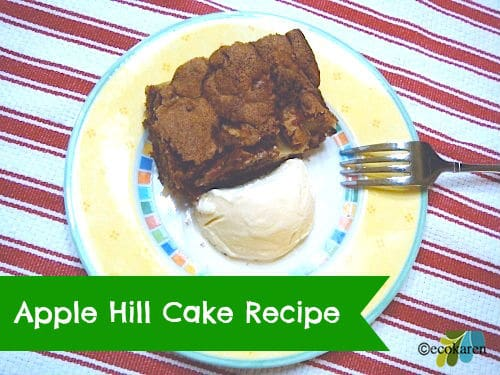 apple hill cake by ecokaren
