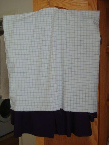 sheet garment bag