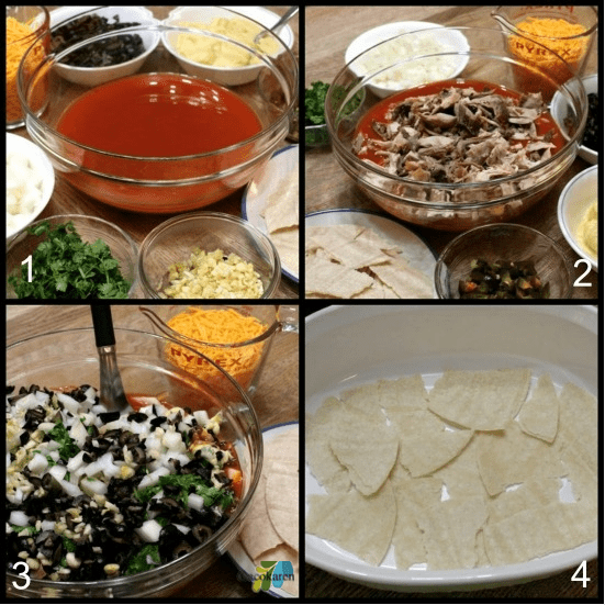 Turkey Enchilada Casserole 1 by ecokaren