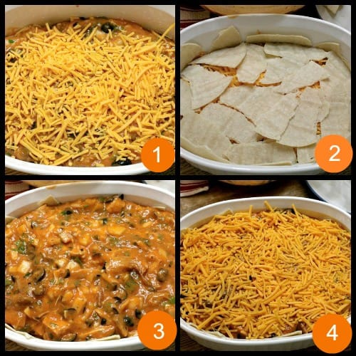 Turkey Enchilada Casserole2 by ecokaren.
