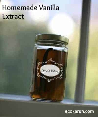 vanilla extract by ecokaren