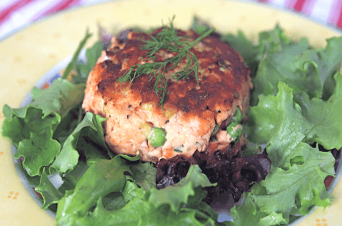 The BEST Salmon (Fish) Cakes Recipe