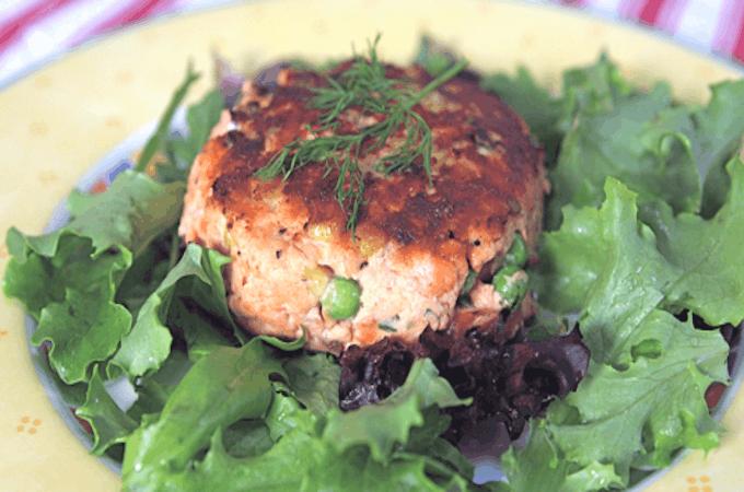The BEST Salmon (Fish) Cakes Recipe