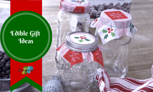 Edible Gift Ideas for Christmas