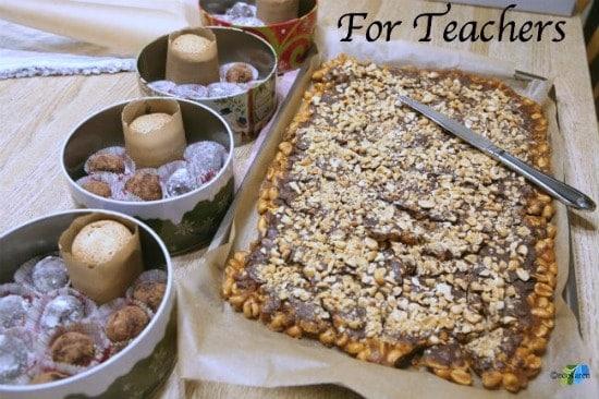 Chocolate Pecan Rum Balls and Amaretti Cookies Recipes
