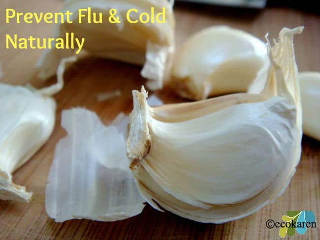 Prevent Flu & Cold Naturally