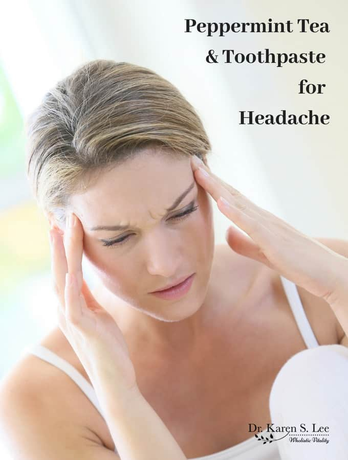 Natural Remedy for Headache
