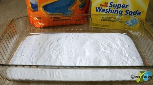 how to make washing soda ecokaren