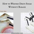 How to Whiten Socks