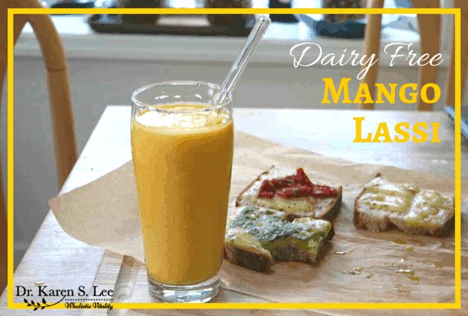 Mango Lassi Recipe by drkarenslee