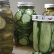 pickled cucumbers ecokaren