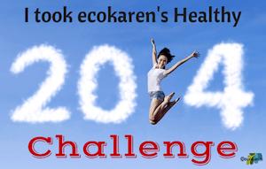 I took Healthy 2014 Challenge