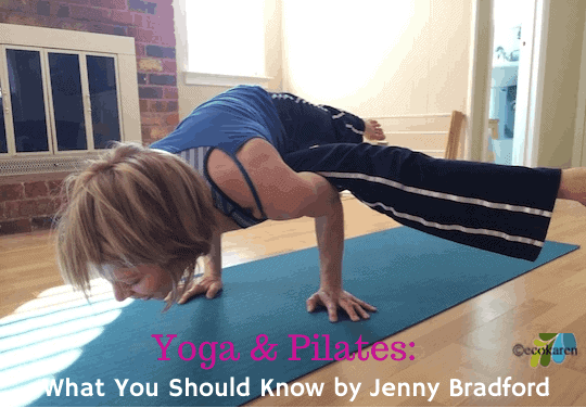 Yoga & Pilates- What You Should Know