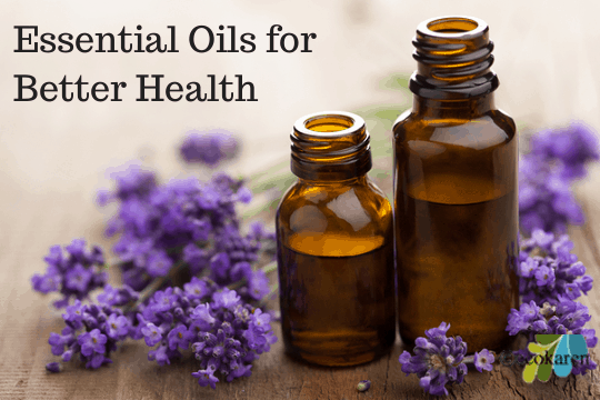 Essential Oils for Better Health