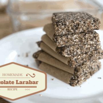 Homemade Chocolate Larabars Recipe by ecokaren