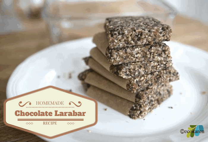 Homemade Chocolate Larabars Recipe by ecokaren