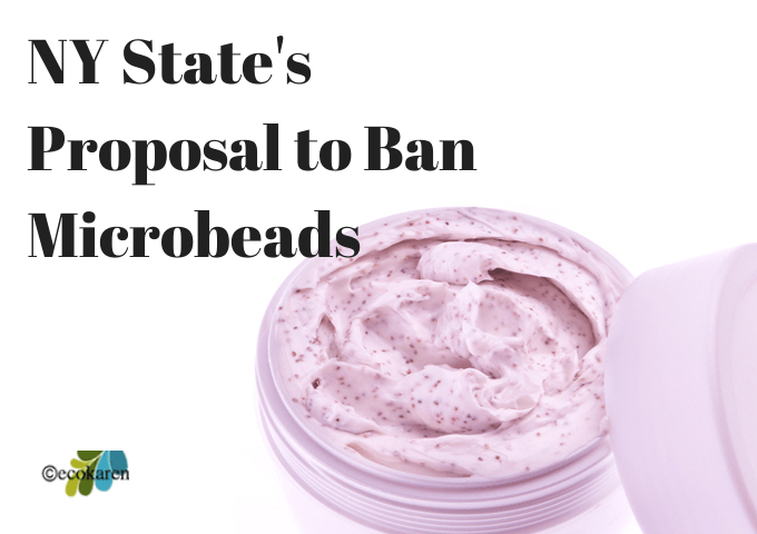 Proposal to Ban Plastic Microbeads in NY