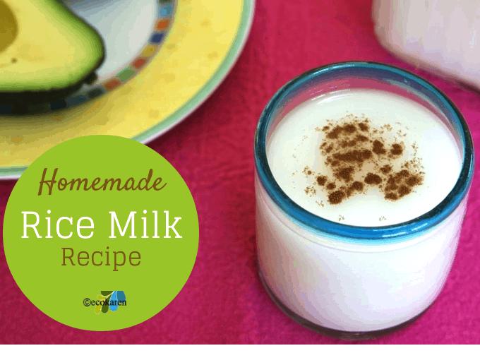 Rice Milk by ecokaren