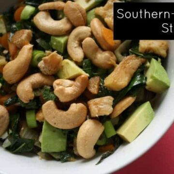 Southern Style Stir Fry