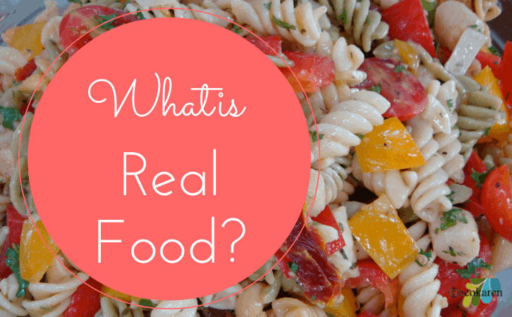 what is real food by ecokaren