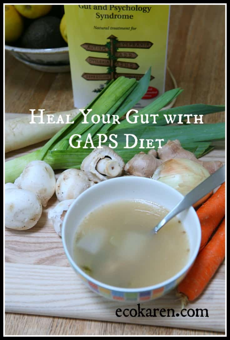 Heal your gut with gaps diet from ecokaren
