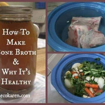 Homemade Bone Broth by ecokaren