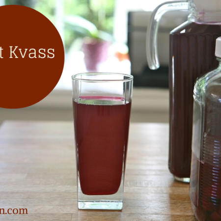 Beet Kvass Recipe by ecokaren