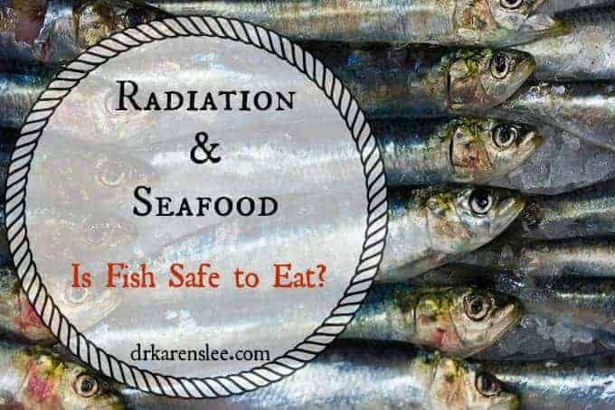 radiationand seafood