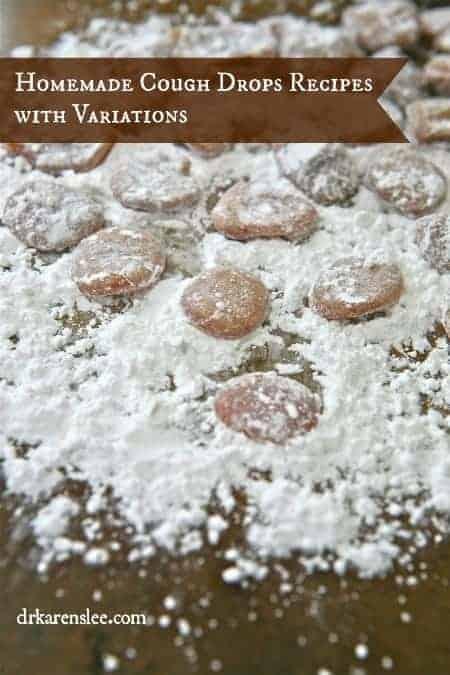 Honey Cough Drops Recipe