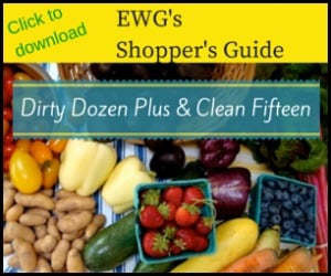 Dirty Dozen Plus Clean Fifteen