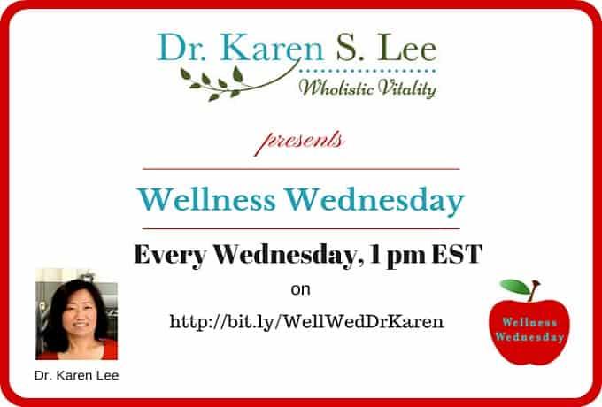 Wellness Wednesday Webinar Series