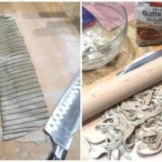 Making Buckwheat Noodles by drkarenslee