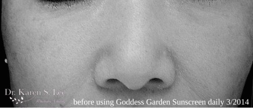 before using Goddess Garden