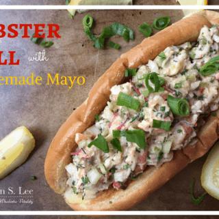 Lobster Roll Recipe by drkarenslee