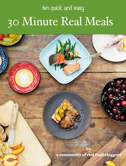 30 Minute Real Meals Freebie