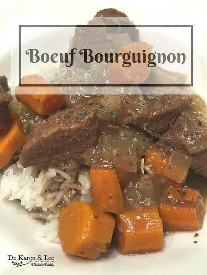 Boeuf Bourguignon in Instant Pot®