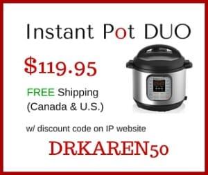 Insta Pot Duo