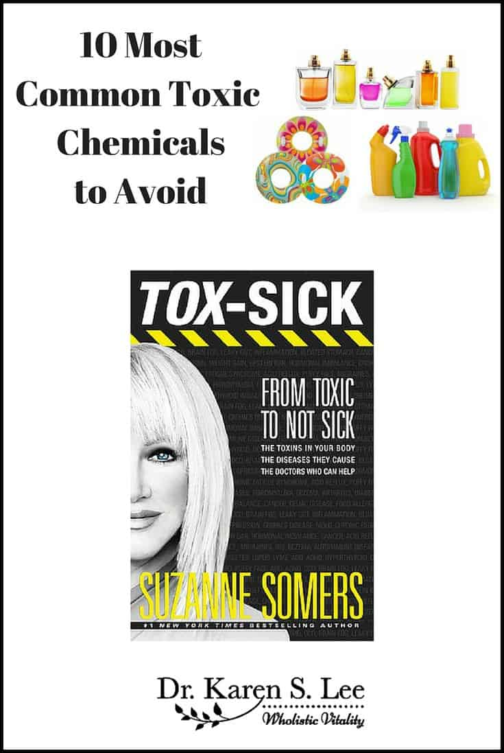 10 Toxic Chemicals Pin