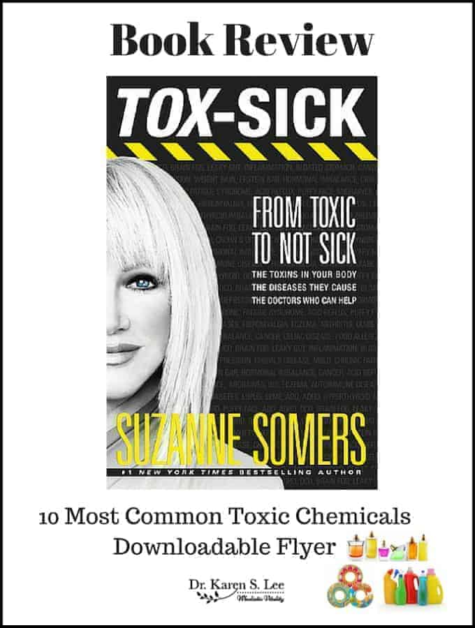 Tox-Sick: From Toxic to Not Sick by Suzanne Somers