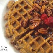 Paleo Pecan Waffle Recipe