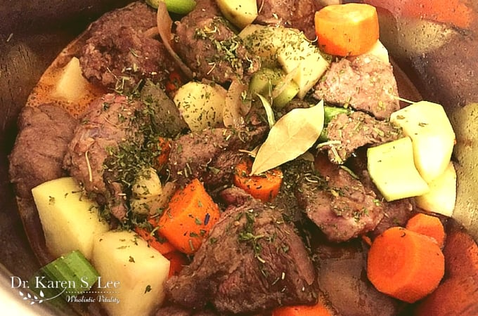 The Best Paleo Beef Stew Ready to Cook