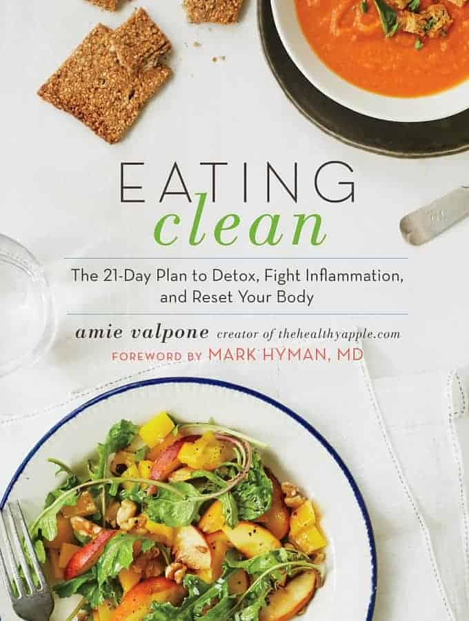 Amie Valpone's Eating Clean: A Cookbook Review