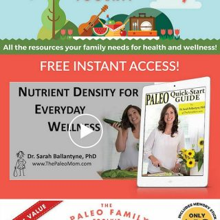 Paleo Family Toolkit