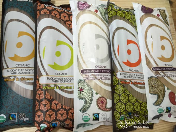 King Soba Fair Trade Noodles
