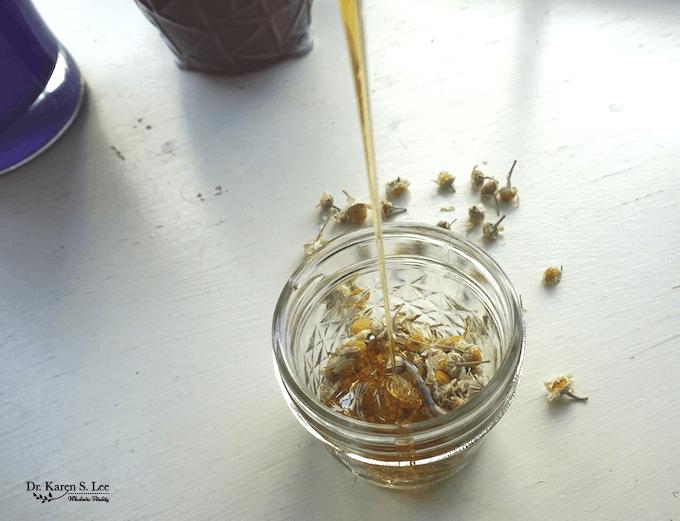 Add Honey to Chamomile