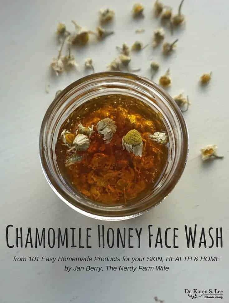 Chamomile Honey Face Wash