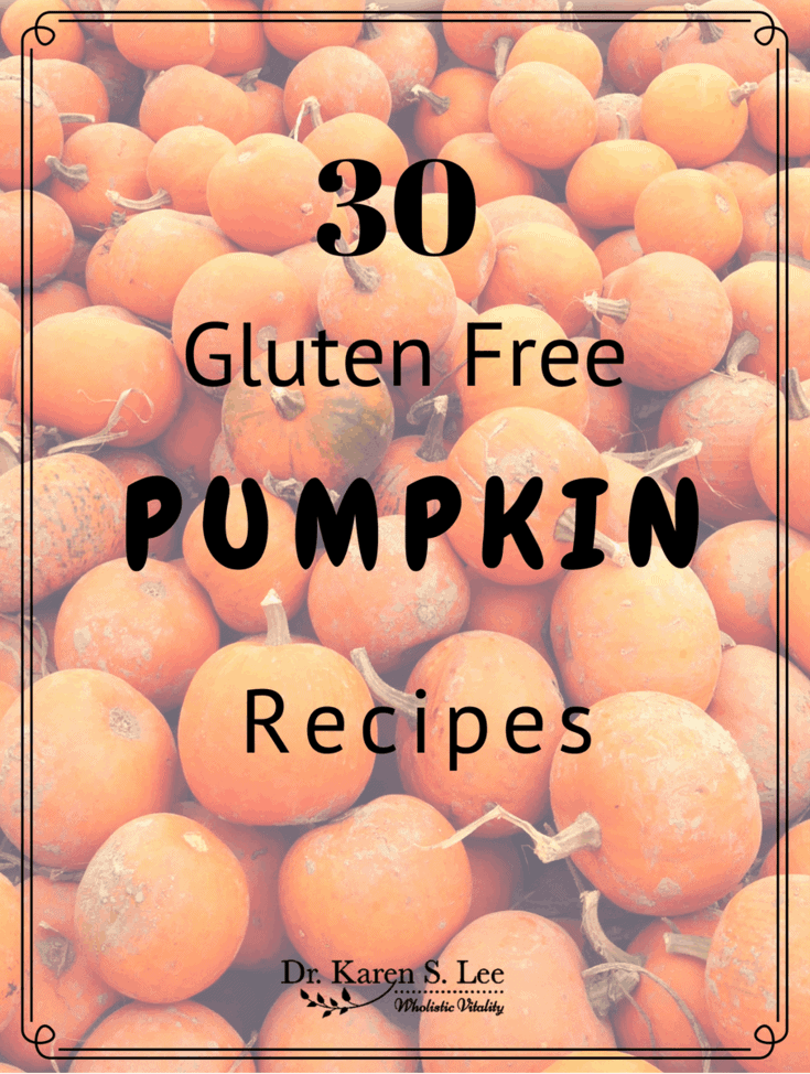 30 Gluten Free Pumpkin Recipes