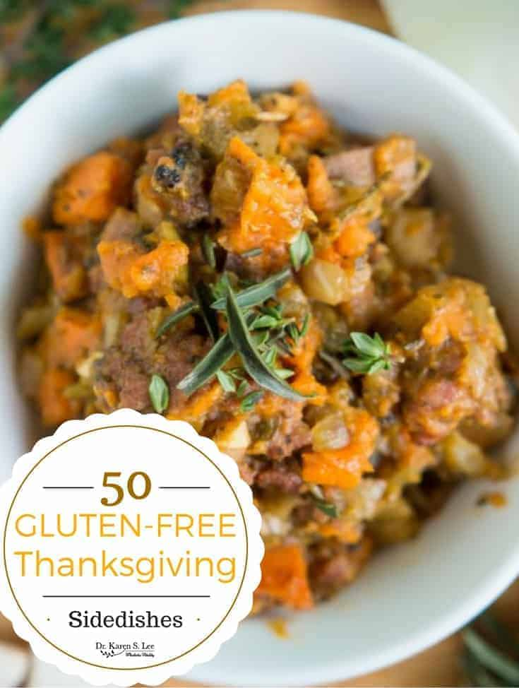 glutenfree thanksgiving sidedishes